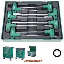 Jonnesway Tálcás marokkulcs készlet 6-13mm D725N08SP