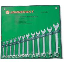 Jonnesway Csillag-villáskulcs 8-22-ig 75° eltolt