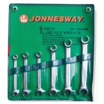 Jonnesway Profi Fékcsőkulcs Készlet 8-19mm 6db-os