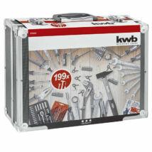 KWB 375560 Szerszámtáska 199 db-os
