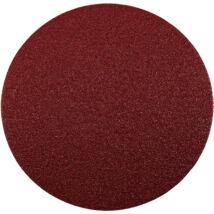 KWB PROFI QUICK-STICK tépőzáras alu.oxid csiszolópapír 5 db fémre, fára 125 mm G80