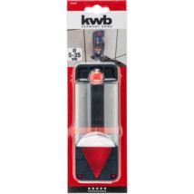 KWB PROFI vákumos vizes, hűtő adapter gyémánt koronafúróhoz 5-35 mm