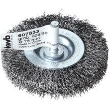 KWB HSS fonott drótkorong lapos vastag 0,3 x 100 mm