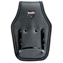 KWB PROFI fekete gyöngyvászon fix kalapács tartó
