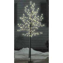 Virágzó cseresznyefa LED-es világító dekor (200cm)