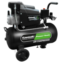 Kawasaki K-AC 24-1100 Olajmentes kompresszor 24 liter, 1100W