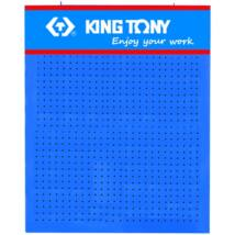 King Tony King Tony szerszámtartó fal +30 db kampó