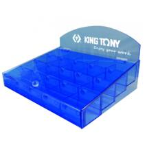 King Tony bithegy-szortiment doboz