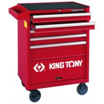 King Tony 5 fiókos szerszámkocsi üres