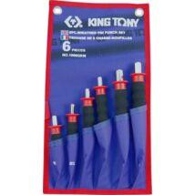 King Tony 6 részes csapkiütő készlet (2..4.5.6.8 mm)