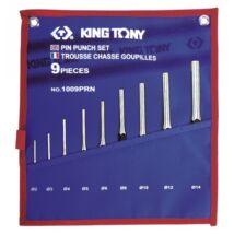 King Tony 9 részes csapkiütő készlet