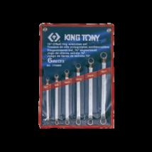 King Tony 6 részes csillagkulcs készlet 6-17 mm
