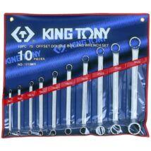 King Tony 10 részes csillagkulcs készlet 6-32 mm