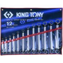 King Tony 12 részes csillagkulcs készlet 6-32 mm