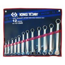 King Tony12 részes egyenes csillagkulcs készlet 6-32 mm