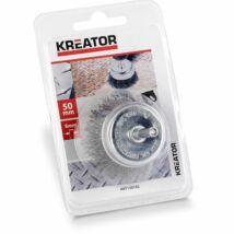 Kreator KRT150102 fazékkefe 50mmx6mm csapos