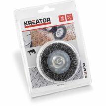 Kreator KRT150108 csapos körkefe 75x6mm