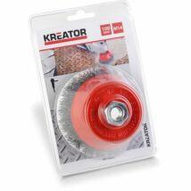 Kreator KRT150201 fazékkefe 100mm M14