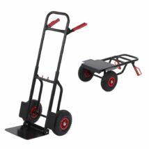 Kreator KRT670303 összecsukható molnárkocsi, 200kg terhelésig