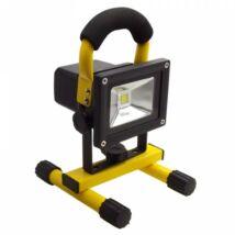 Akkus LED reflektor (munkalámpa) 10W