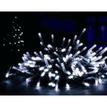 LED karácsonyi izzósor (meleg fehér) 140db LED, 8m