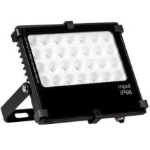 Nagy teljesítményű SMD LED reflektor slim 50W (kültéri)