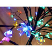 Karácsonyi LED fa 150cm (multicolor)