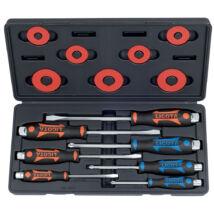 Licota Tools üthető csavarhúzó készlet, 7 db-os