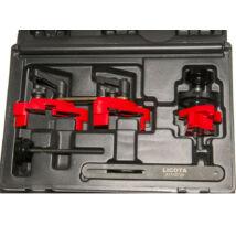 Licota Tools iker (kettős) vezérműtengely fogaskerék rögzítő készlet, 5 darabos