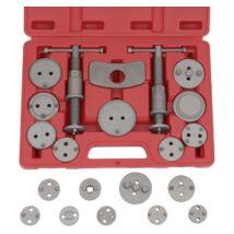 Licota Tools tárcsafék szerelő készlet (jobb és bal), 21 db-os