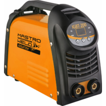 Mastroweld IGBT-200 hegesztő inverter, MMA, 20-200A, 1.6-3.25mm