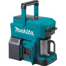 Makita DCM501 akkus kávéfőző, 18V (akku és töltő nélkül)