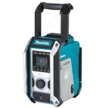Makita DMR115 akkus DAB+ rádió, 35W, 10.8-18V (akku és töltő nélkül)