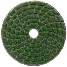 Makita vizes-csiszoló tárcsa zöld K800 100mm