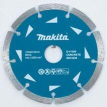Makita Long-Life szegmentált gyémánttárcsa 125mm