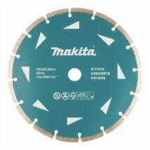 Makita Long-Life szegmentált gyémánttárcsa 230mm