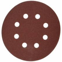 Makita excenter csiszolópapír 125mm K60 10db, barna
