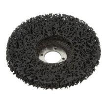 Makita tisztítótárcsa üvegszálas 125mm, fekete