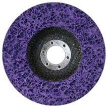Makita tisztítótárcsa üvegszálas 115mm, lila
