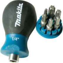 Makita kézi csavarhúzó szett PZ1,2,3/PH1,2,3 65mm
