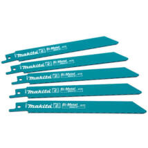 Makita BIM orrfűrészlap fém, TPI:18, L:152mm 5db