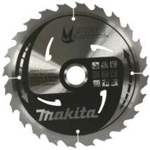 Makita Mforce körfűrészlap 165x20mm Z10