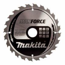 Makita Makforce körfűrészlap 190x30mm Z24