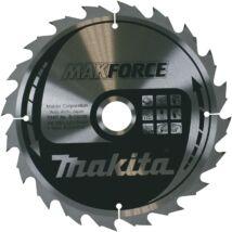 Makita Makforce körfűrészlap 235x30mm Z20