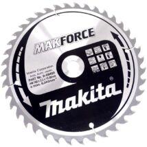 Makita Makforce körfűrészlap 190x15,88mm Z40
