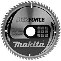 Makita Makforce körfűrészlap 190x30mm Z60
