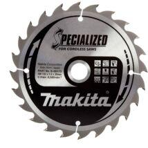 Makita Specialized körfűrészlap, akkus 165x20mm Z24