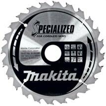 Makita Specialized körfűrészlap, akkus 190x30mm Z24