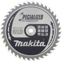 Makita Specialized körfűrészlap, akkus 150x10mm Z40