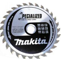 Makita Specialized körfűrészlap 160x20mm Z28